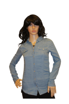 chemise-jeans
