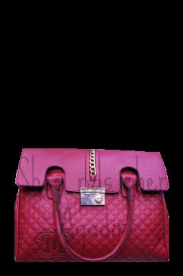 Sac Chanel rouge    shop pas cher Maroc       El houda Agadir Maroc ... 9c8dbb61d0ca