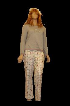 pyjama-chine-gris