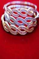 Trois bracelets