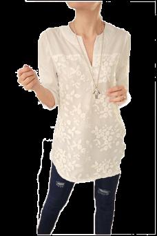 chemise-blanc